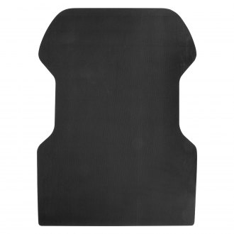 Restoparts® - Black Bed Mat