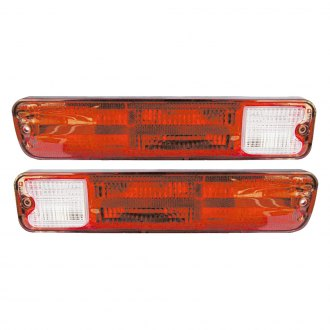 Restoparts® - Replacement Tail Light Lens