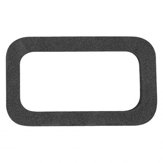Restoparts® - License Lamp Lens Gasket