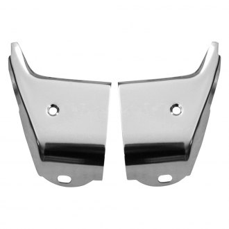 Restoparts® - Rocker End Cap Set