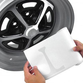 Restoparts® - Wheel Masking Kit