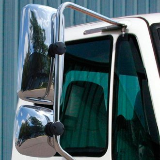 Retrac Mirrors® - Aerodynamic Mirror Head