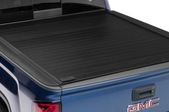 Image may not reflect your exact vehicle! Retrax® - RetraxPRO MX™ Retractable Tonneau Cover, Closed