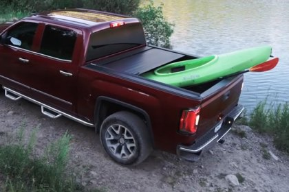 Retrax® RetraxPRO™ Retractable Tonneau Cover Features & Benefits (HD)