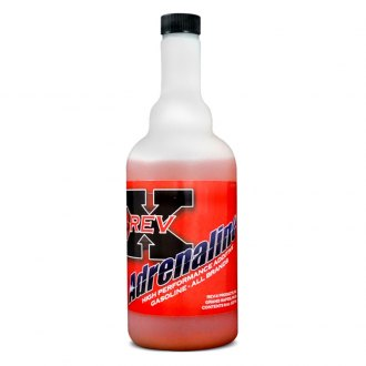 REV-X® - Adrenaline Gasoline Additive, 8 Oz.