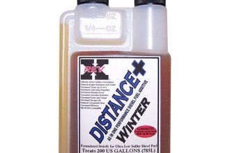 REV-X® DISPW-0800 - Distance+ Winter Diesel Fuel Additive, 8 Oz.