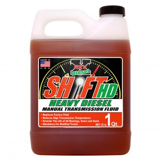 REV-X® - SHIFT HD Manual Transmission Fluid