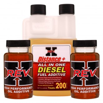 REV-X® - Diesel Fuel Additive