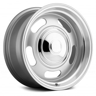 REV WHEELS® - 107 Silver