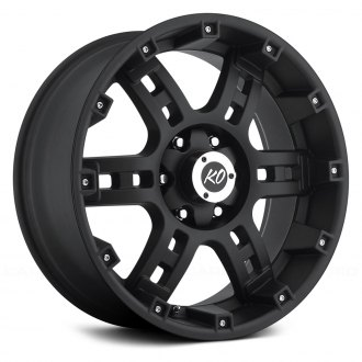 REV WHEELS® - 855 Matte Black
