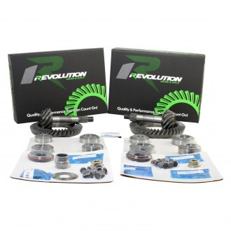 Revolution Gear & Axle® - Front and Rear Gear Package