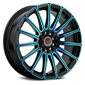 REVOLUTION RACING® - RR02 Black with Blue Face