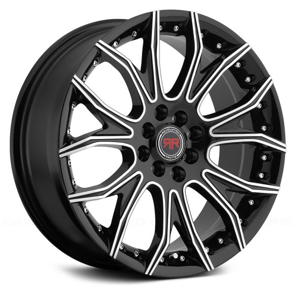 REVOLUTION RACING® - RR04 Black with Machined Face