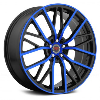 REVOLUTION RACING® - RR07 Black with Blue Face