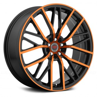 REVOLUTION RACING® - RR07 Black with Copper Face