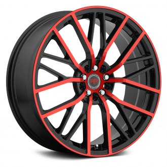 REVOLUTION RACING® - RR07 Black with Red Face