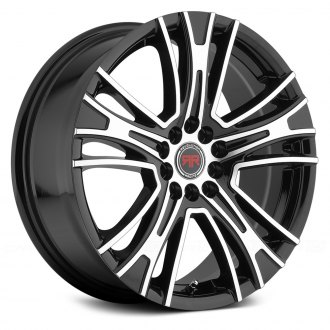 REVOLUTION RACING® - RR10 Black with Machined Face