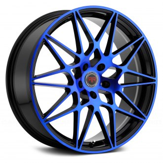 REVOLUTION RACING® - RR11 Black with Blue Face