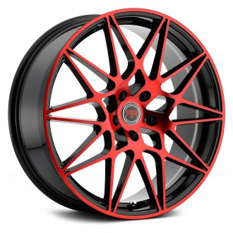 REVOLUTION RACING® - RR11 Black with Red Face
