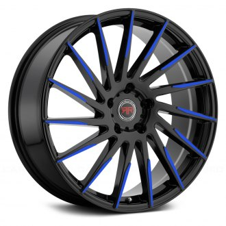REVOLUTION RACING® - RR15 Black with Blue Face