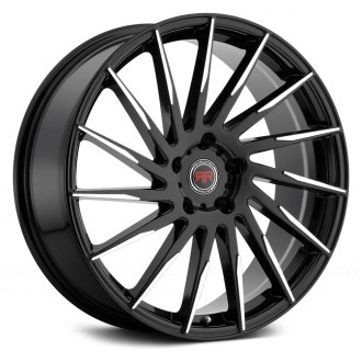 REVOLUTION RACING® - RR15 Black with Milled Accents