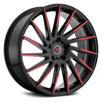 REVOLUTION RACING® - RR15 Black with Red Face