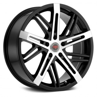 REVOLUTION RACING® - RR19 Black with Machined Face