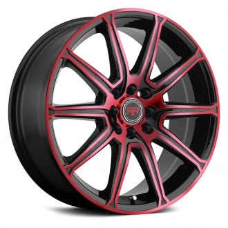 REVOLUTION RACING® - RR03 Black with Red Face