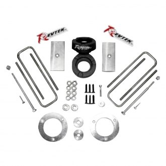 "Revtek® - 3"" x 1.25"" Front and Rear Complete Lift Kit"