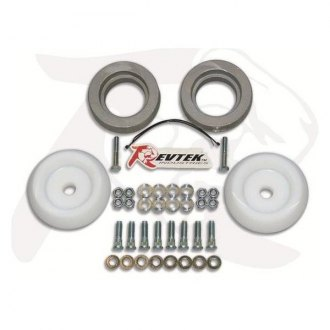 "Revtek® - 2"" x 1.25"" Front and Rear Complete Lift Kit"