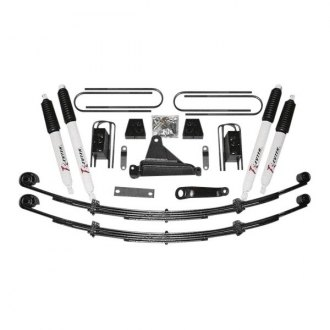 "Revtek® - 4"" x 2"" Front and Rear Complete Lift Kit"