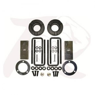 "Revtek® - 2.5"" x 1.25"" Front and Rear Complete Lift Kit"