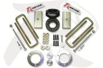 "Revtek® - 3"" x 1.25"" Suspension Complete Lift Kit"