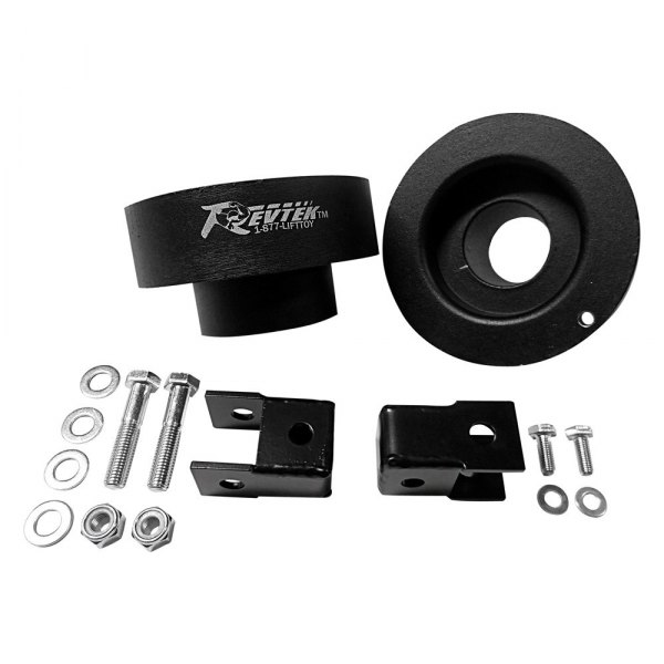 Revtek® - Front Leveling Kit with Brackets