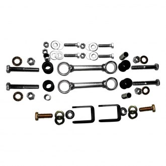 Revtek® - Axle Forward Sway Bar End Link Kit