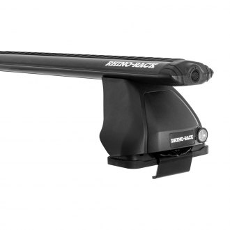 Rhino-Rack® - Vortex 2500 Black Roof Rack System