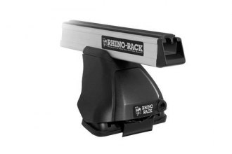 Rhino-Rack® - Heavy Duty 2500 Silver Roof Rack System