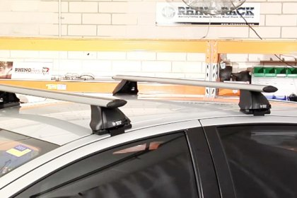 Rhino-Rack® - 2500 Multi Fit Aero Roof Rack System Installation Instructions