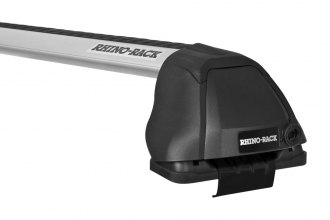 Rhino-Rack® RS135 - Vortex RS 2500 Silver Roof Rack System
