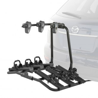 Rhino-Rack® - Universal 3-Bike Platform Hitch Carrier
