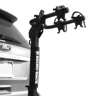 "Rhino-Rack® - Premium Hitch Mount Bike Rack (2 Bike Fits 1-1/4"" and 2"" Receivers)"