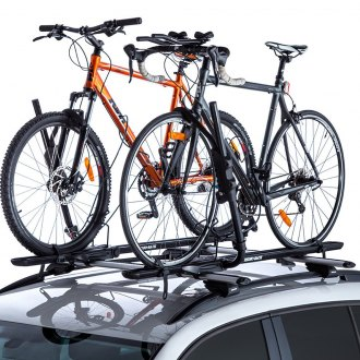 Rhino-Rack® - Upright Roof Mounted Bike Carrier