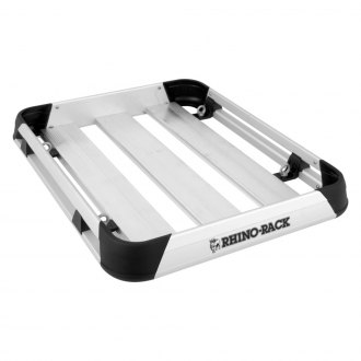 "Rhino-Rack® - Alloy Tray Cargo Basket (39"" L x 30"" W)"