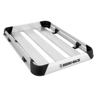 "Rhino-Rack® - Alloy Tray Cargo Basket (47"" L x 30"" W)"