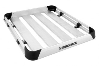 "Rhino-Rack® AT1210 - Alloy Tray Cargo Basket (47"" L x 39"" W)"