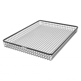 "Rhino-Rack® - Large Steel Mesh Basket (61"" L x 46"" W x 6"" H)"