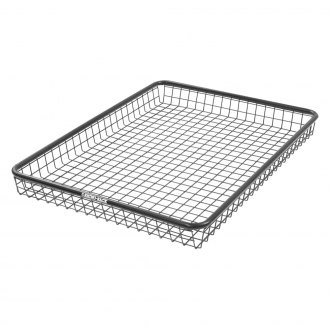 "Rhino-Rack® - Small Steel Mesh Basket (46"" L x 35"" W x 5"" H)"