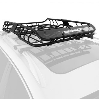 Photo Rhino-Rack - Roof Mount Cargo Basket for Nissan Cube