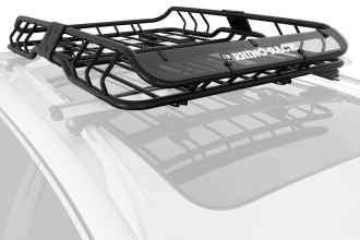 "Rhino-Rack® RMCB01 - Small Roof Mount Cargo Basket (47"" L x 36"" W x 5.9"" H)"
