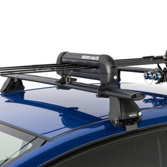 Rhino-Rack® - Ski and Snowboard Rack (3 Pairs of Skis or 2 Snowboards)